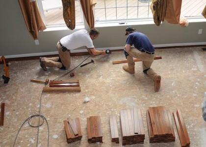 Félpénzből kihozhatjuk a lakásfelújítást